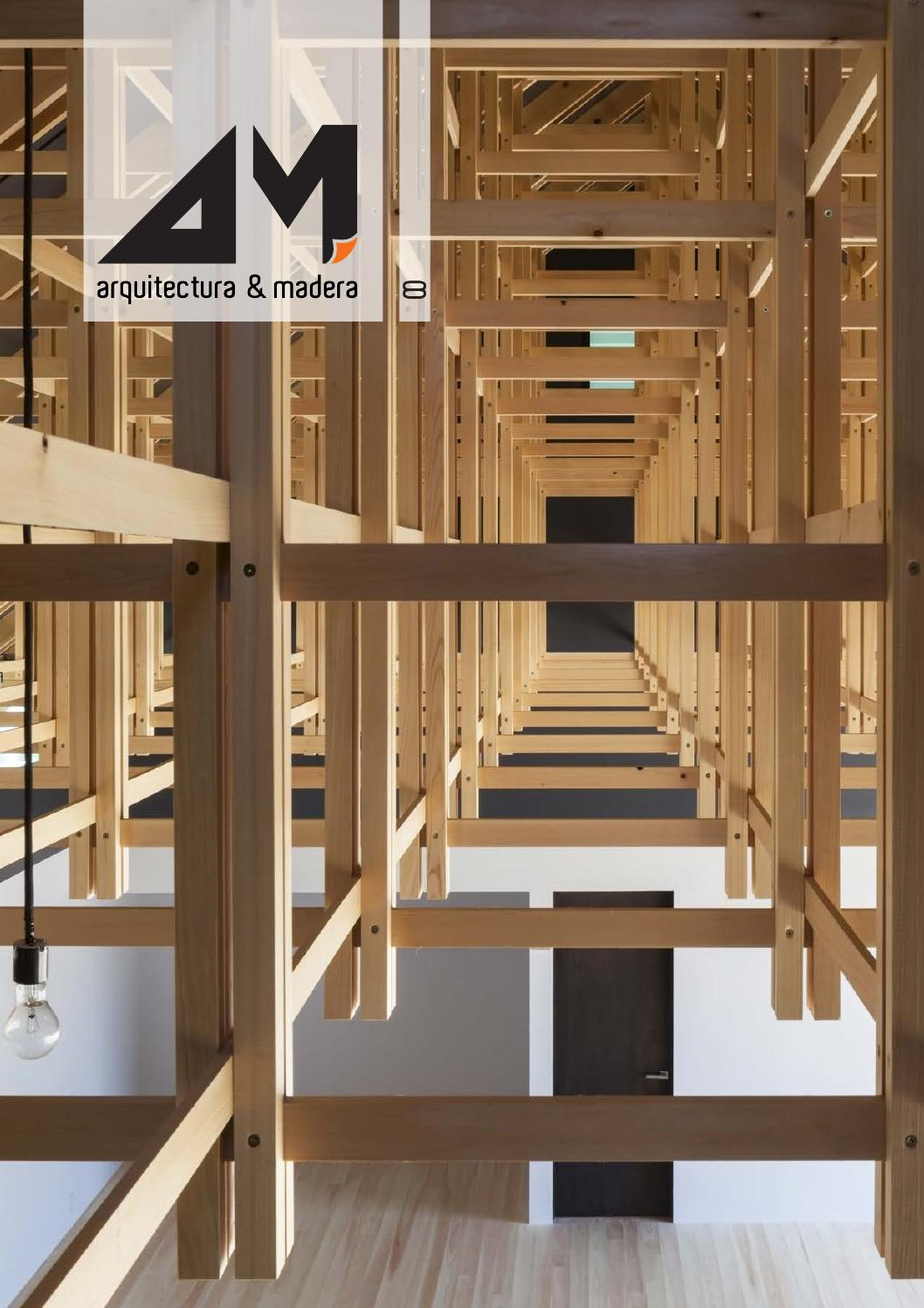 Arquitectura y madera 08 by publiditec issuu for Arquitectura de madera