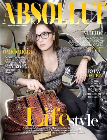 71621e464 Revista ABSOLLUT Moda&Acessórios edição nº 19 by Revista Absollut ...