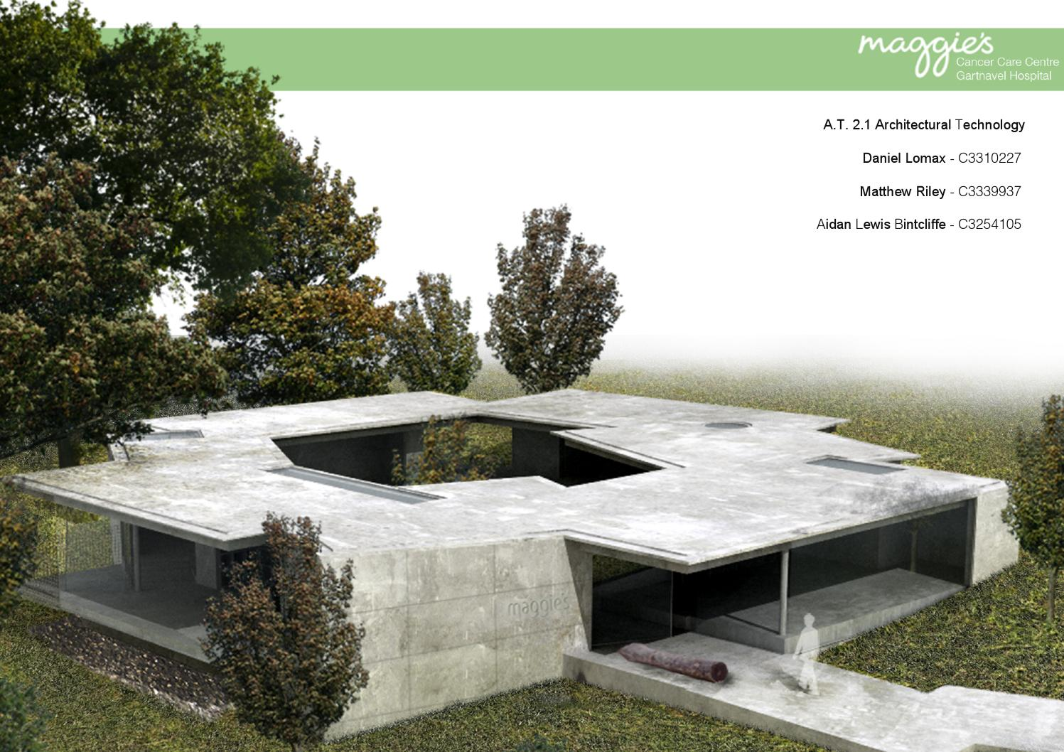 Architectural Technology Case Study - Maggie's Centre by