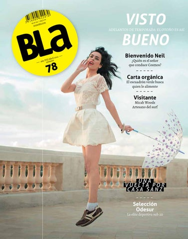 8a14328a2 Bla 078 abril by Editorial BLa - issuu