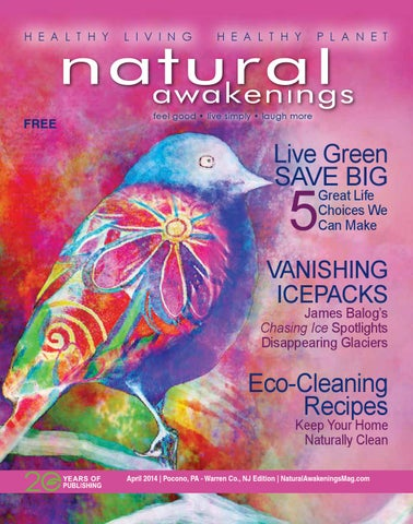 Pocono Pa And Warren County Nj Natural Awakenings April 2014 By