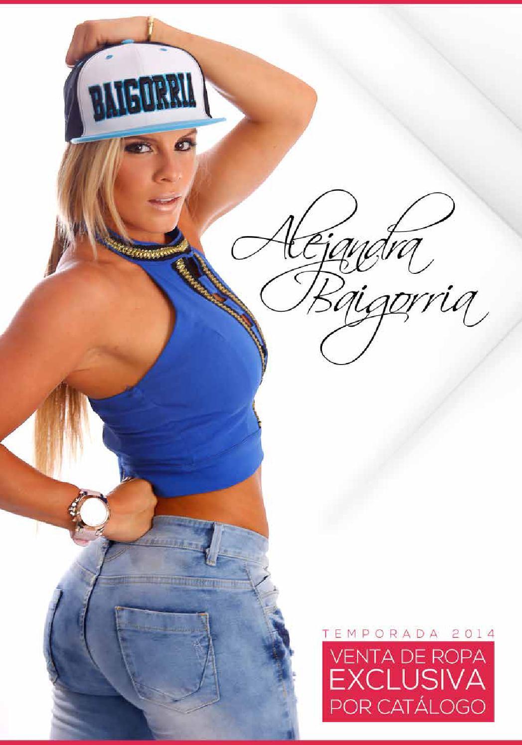 d0348eea26f38 Catalogo alejandra baigorria issuu com by ropa alejandra baigorria - issuu