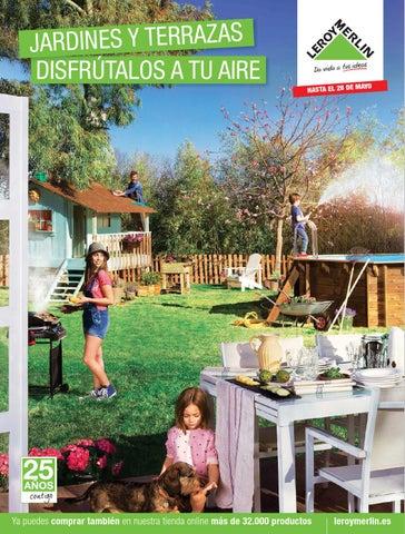 09cab3ff373 Leroymerlin folleto 2abril 28mayo2014 by CatalogoPromociones.com - issuu
