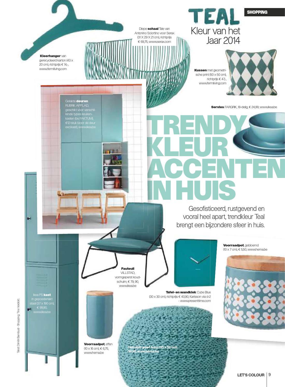 Levis Lets Colour Magazine 2014 Nl By Levis Issuu