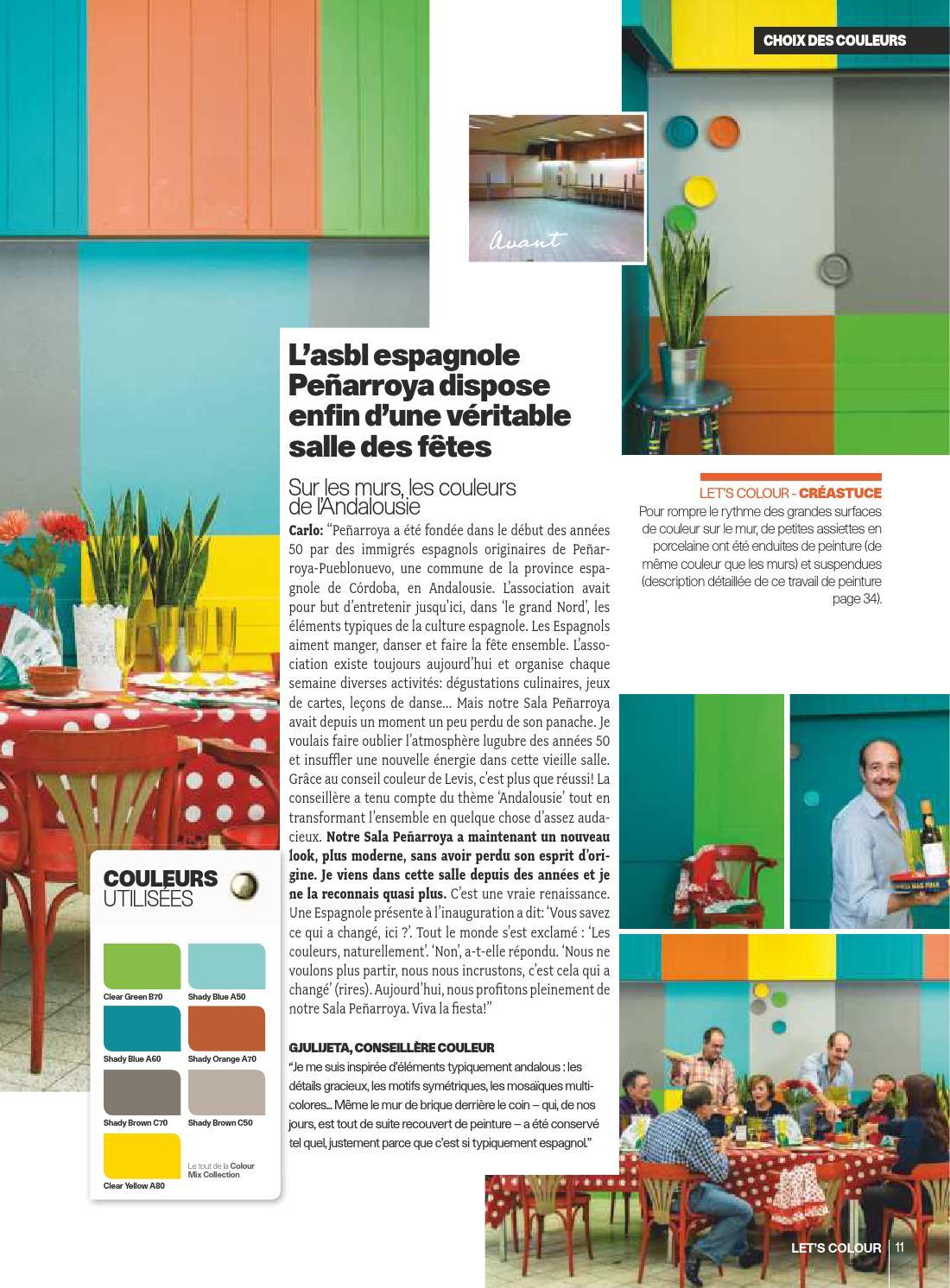 Levis Let S Colour Magazine Fr By Levis Issuu