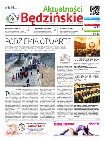 c9f111b46a Aktualności Będzińskie - styczeń 2014 by Bedzin - issuu
