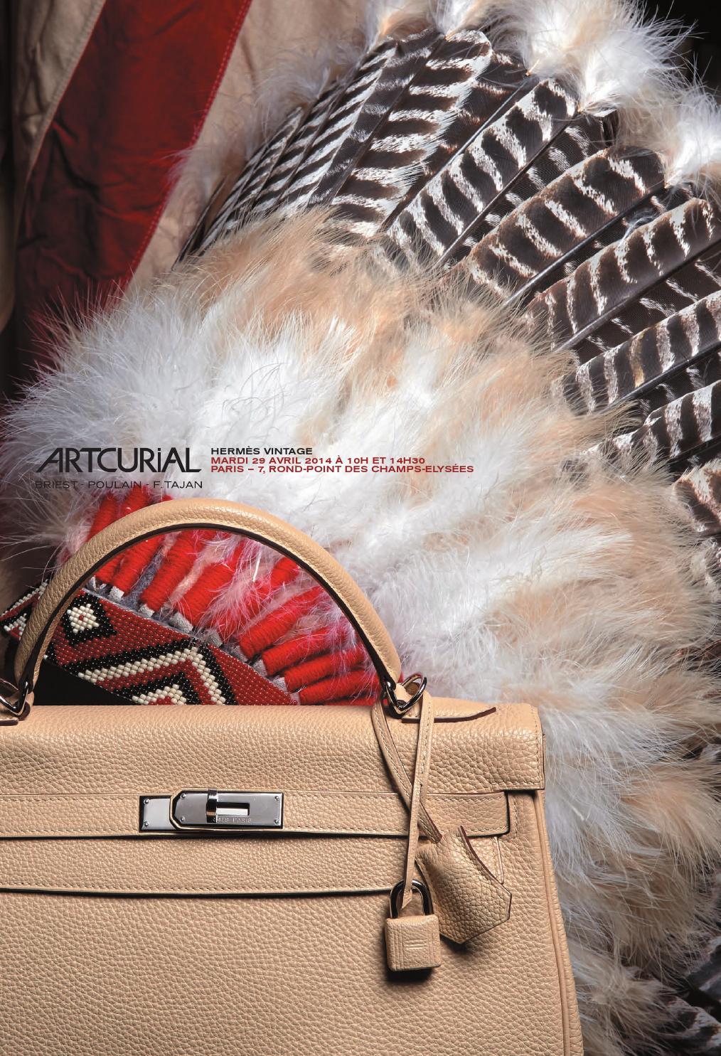 Hermès Vintage by Artcurial - issuu b98f920cb43