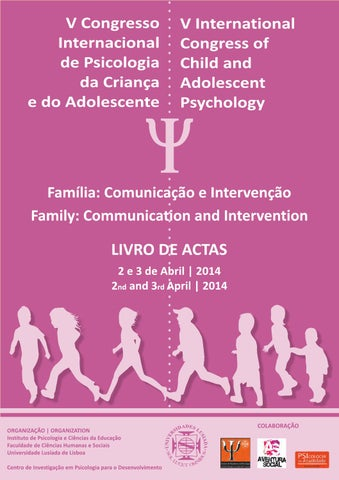 V congresso internacional de psicologia da criana e do adolescente page 1 fandeluxe Choice Image