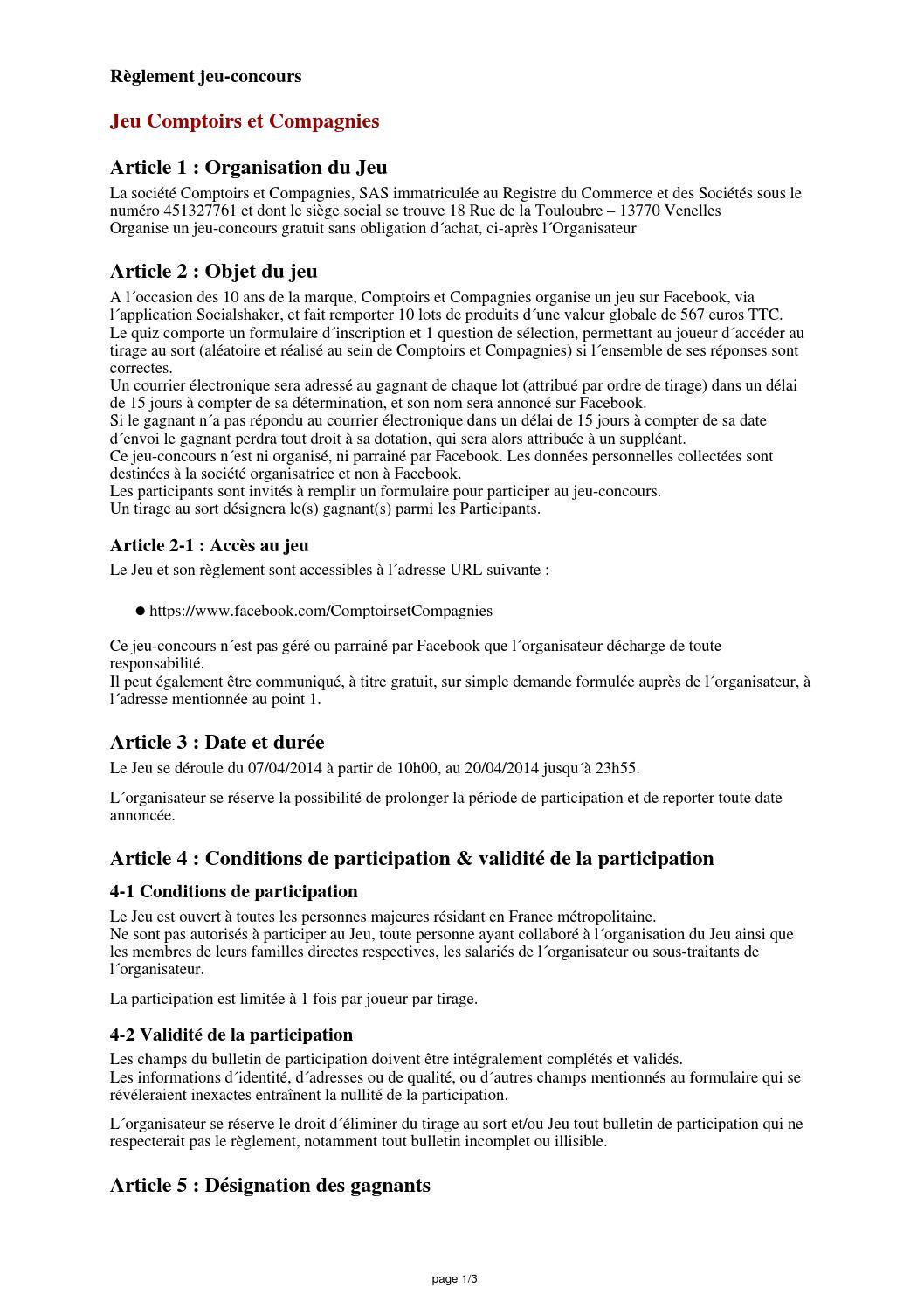 Jeu Comptoirs Et Compagnies By Anti Crisefr Issuu