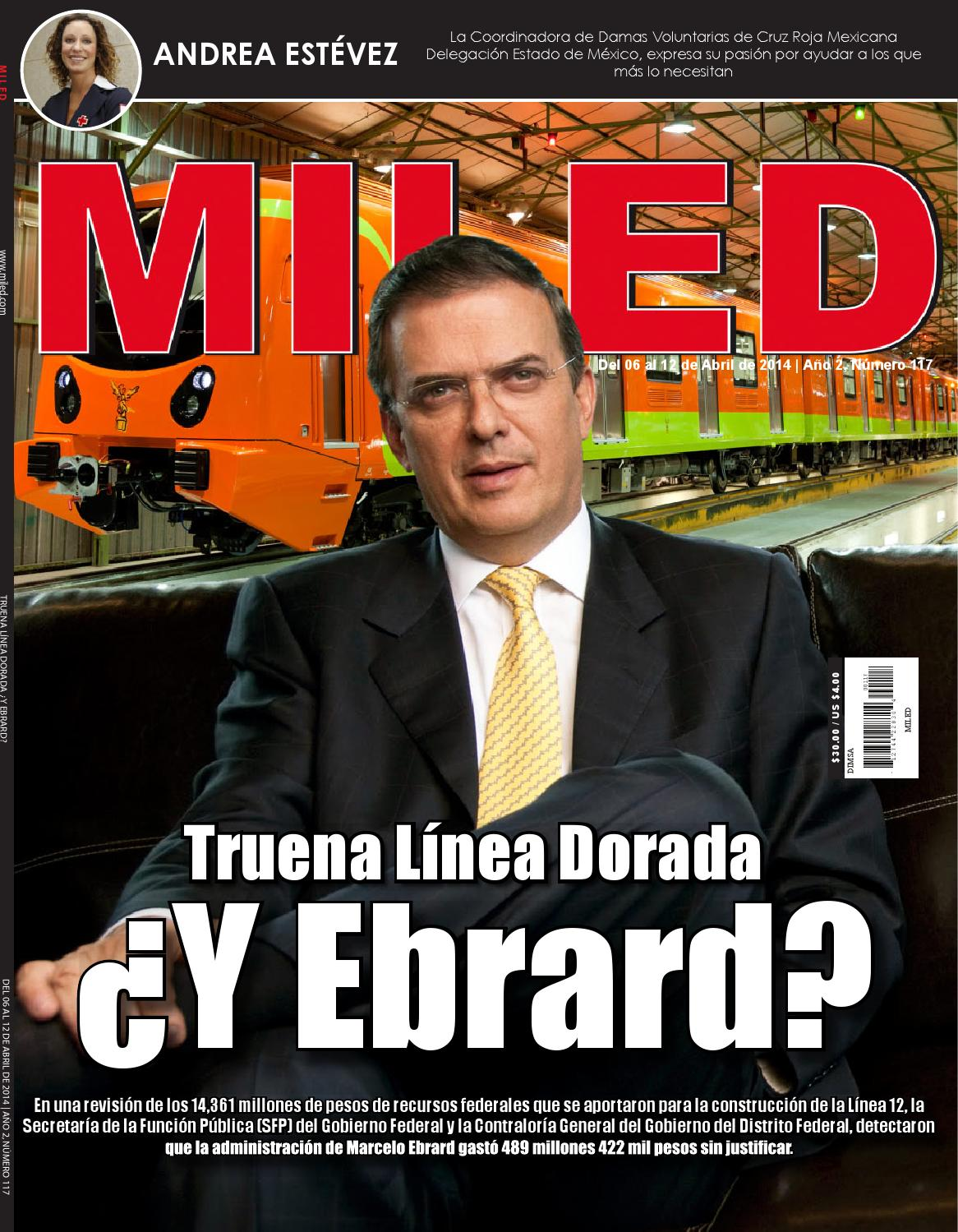cc9aadd897 Revista Miled 06 04 2014 by Miled Revista - issuu