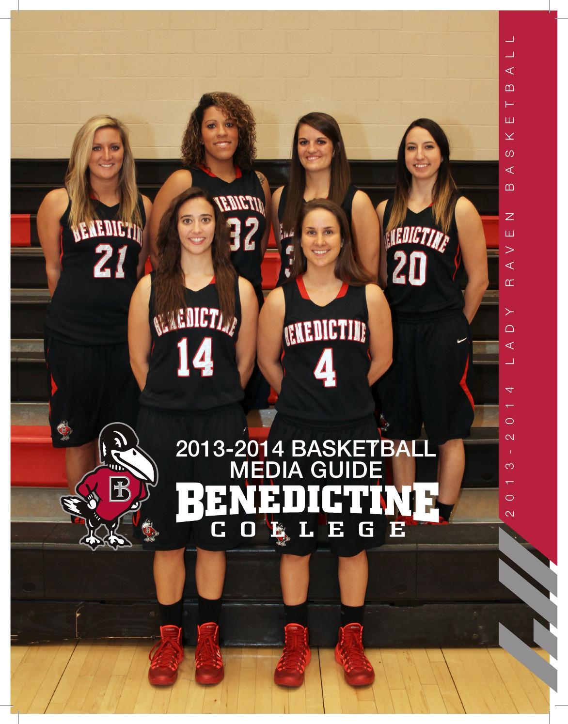 4ebeee5732 2013-14 Benedictine College Women's Basketball Media Guide by Raven  Athletics - issuu