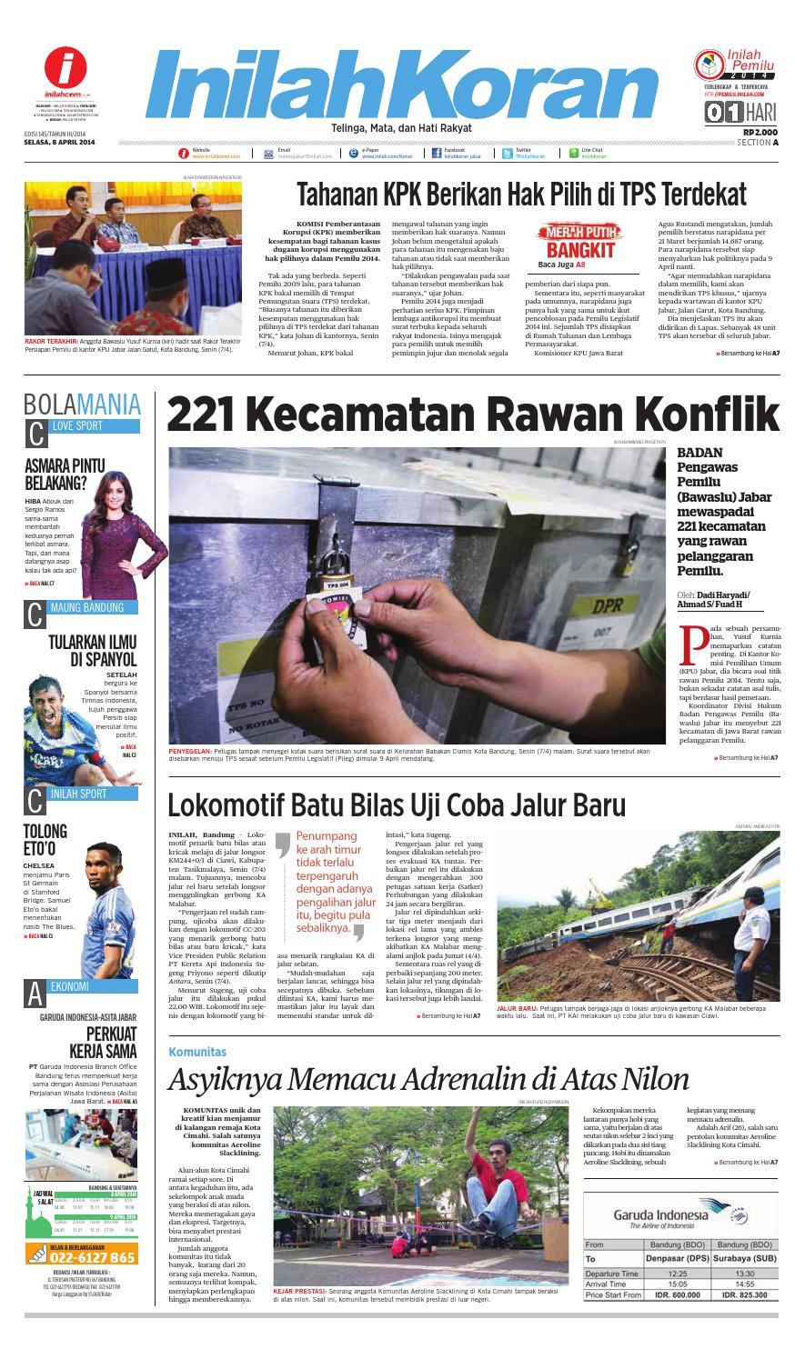 221 Kecamatan Rawan Konflik By Inilah Koran Issuu Produk Ukm Bumn Dress Gamis Batik Motif Ayam Bekisar