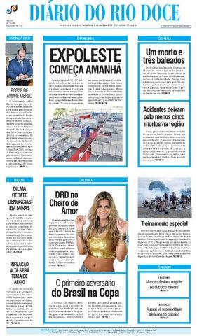 c4ef50634cf1d Diário do Rio Doce - Edição 08 04 2014 by Diário do Rio Doce - issuu