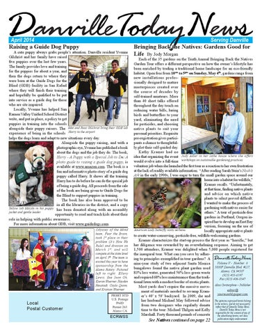 Danville Today News, April 2014 by The Editors, Inc - issuu