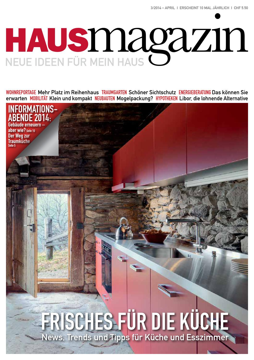 Hausmagazin April 2014 by HAUS MAGAZIN - issuu