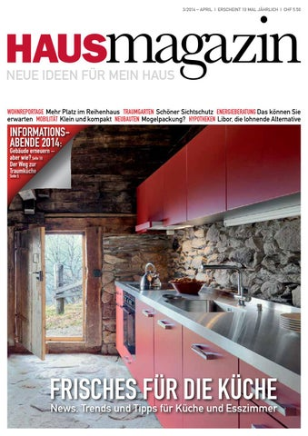 Hausmagazin April 2014