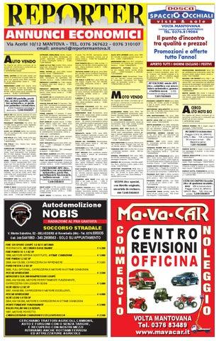 best service 9f4e9 a94ea Reporter inserto11 14 by mantova reporter - issuu