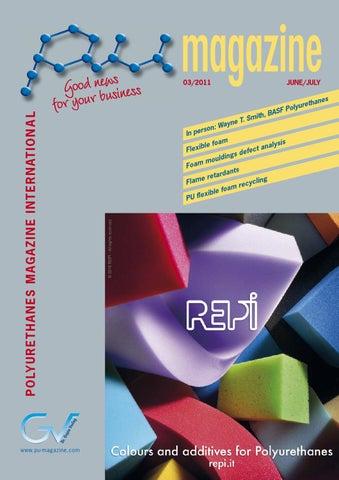 PU magazine international 03/2011 by Dr  Gupta Verlag - issuu