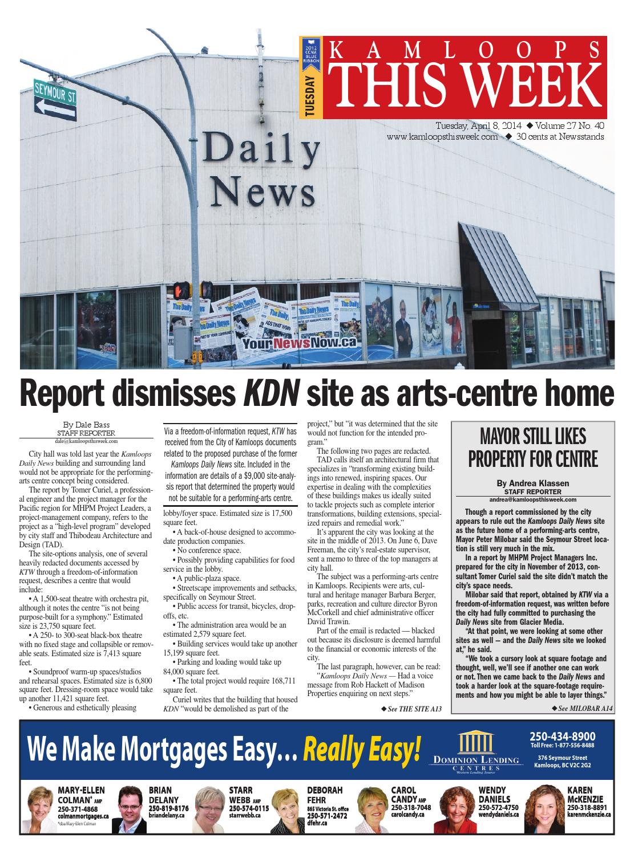Kamloops This Week, April 08, 2014 by Black Press - issuu