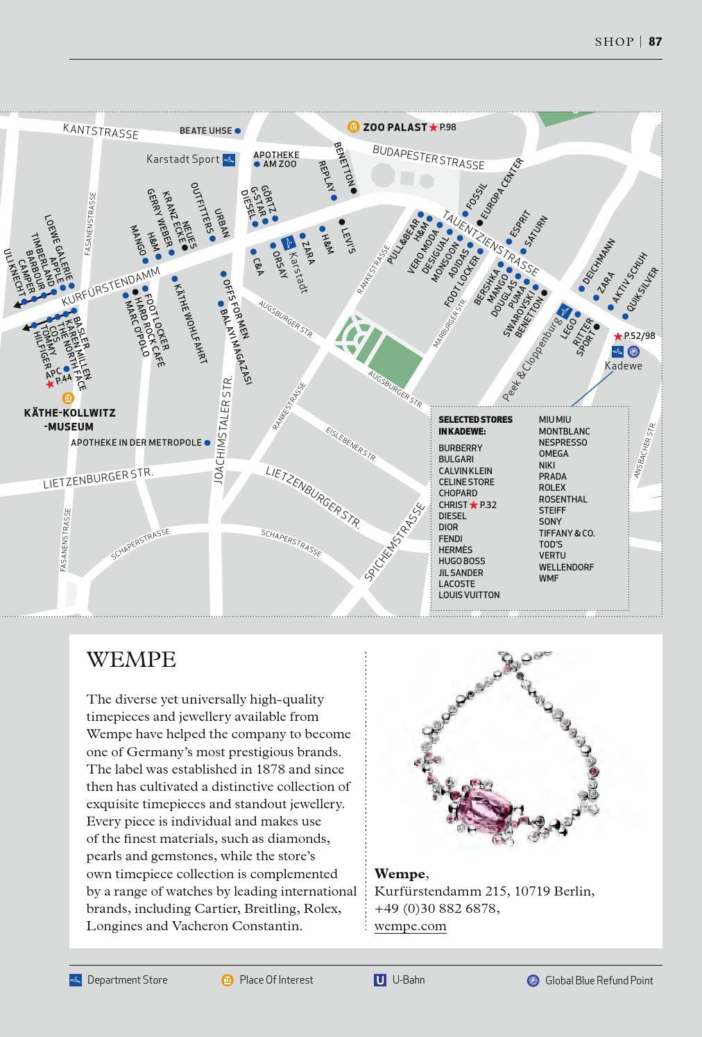 SHOP Berlin SS14 by SHOP   Global Blue issuu