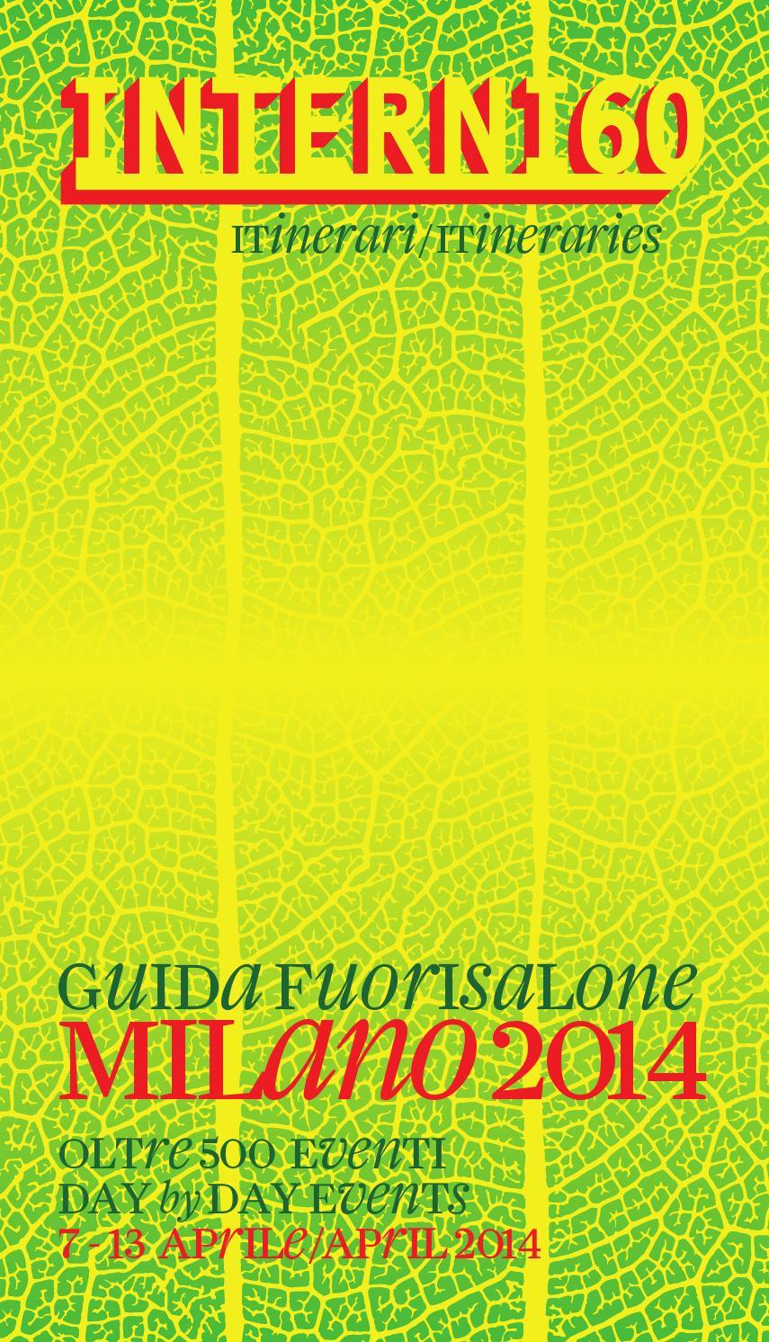 FuoriSalone Guide® 2014 Interni by Interni Magazine issuu