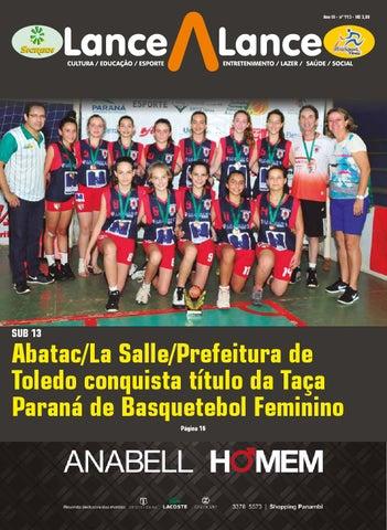 9b5a7fd36b Revista Lance A Lance 113 by Marcelo Rocha - issuu