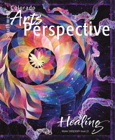 Arts Perspective magazine - Issue #22 by Shared Vision