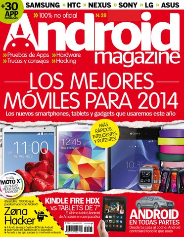 official photos af917 8309e Android Magazine Spain Nro.28 by MagazinnEstrenos - issuu