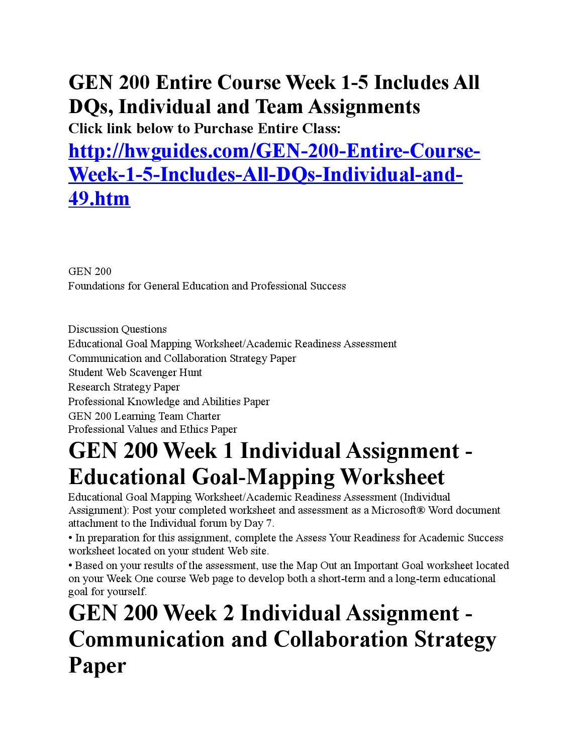 gen 200 foundations for general education Uopx general education and elective program requirements  foundations  for general education and professional success, gen/200, uopx, 3.