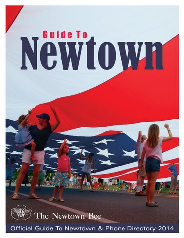 2014 Guide to Newtown by Bee Publishing Co - issuu