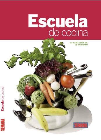 Coleccionable escuela de cocina by pamela gonzalez issuu - El practico de cocina ...