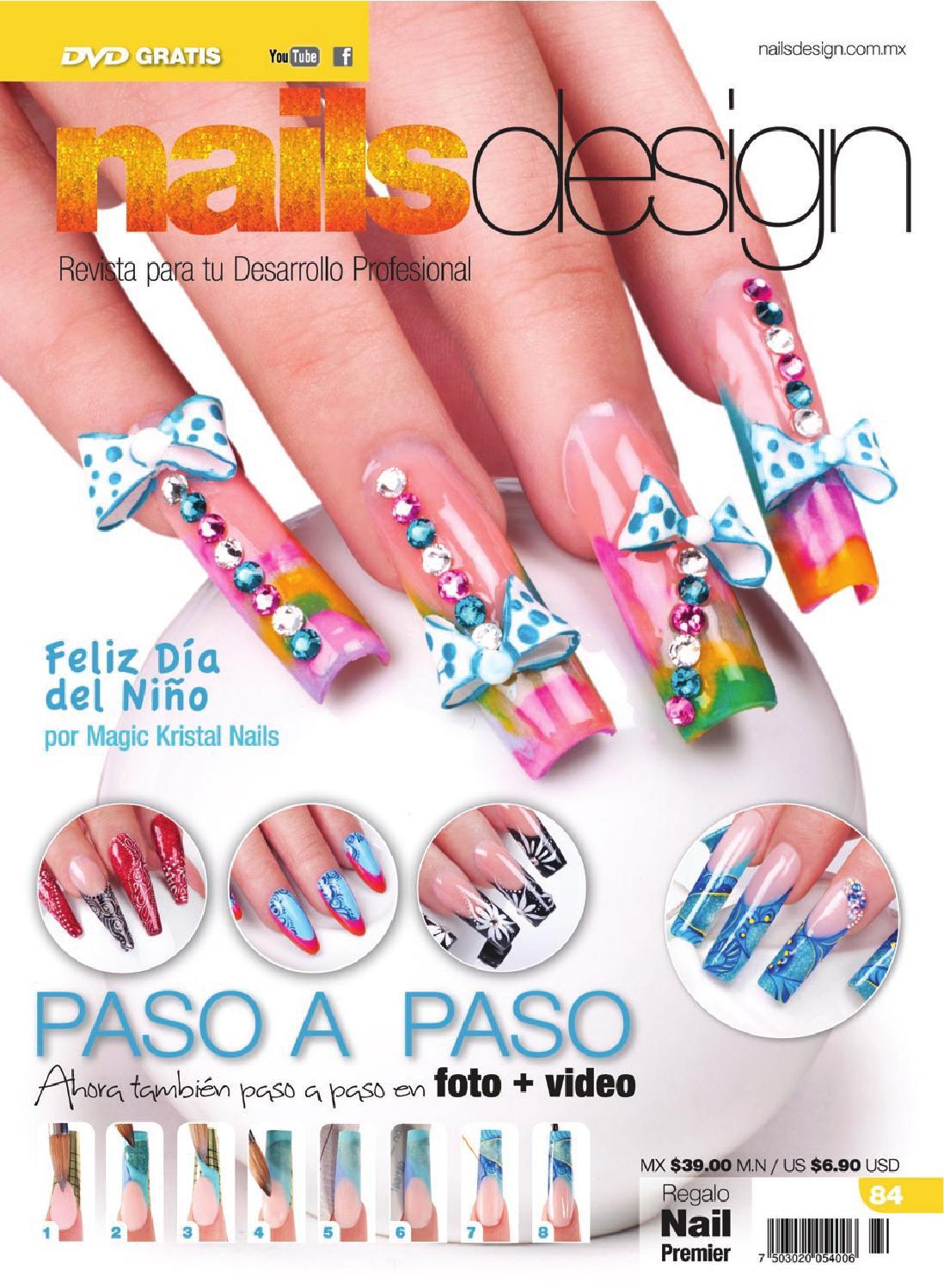 ND Nails Design 84 by Tonatiuh Horta - issuu
