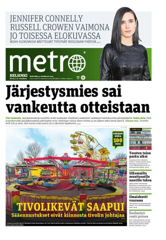 20140409 fi helsinki by metro finland - issuu b77f2e9bad