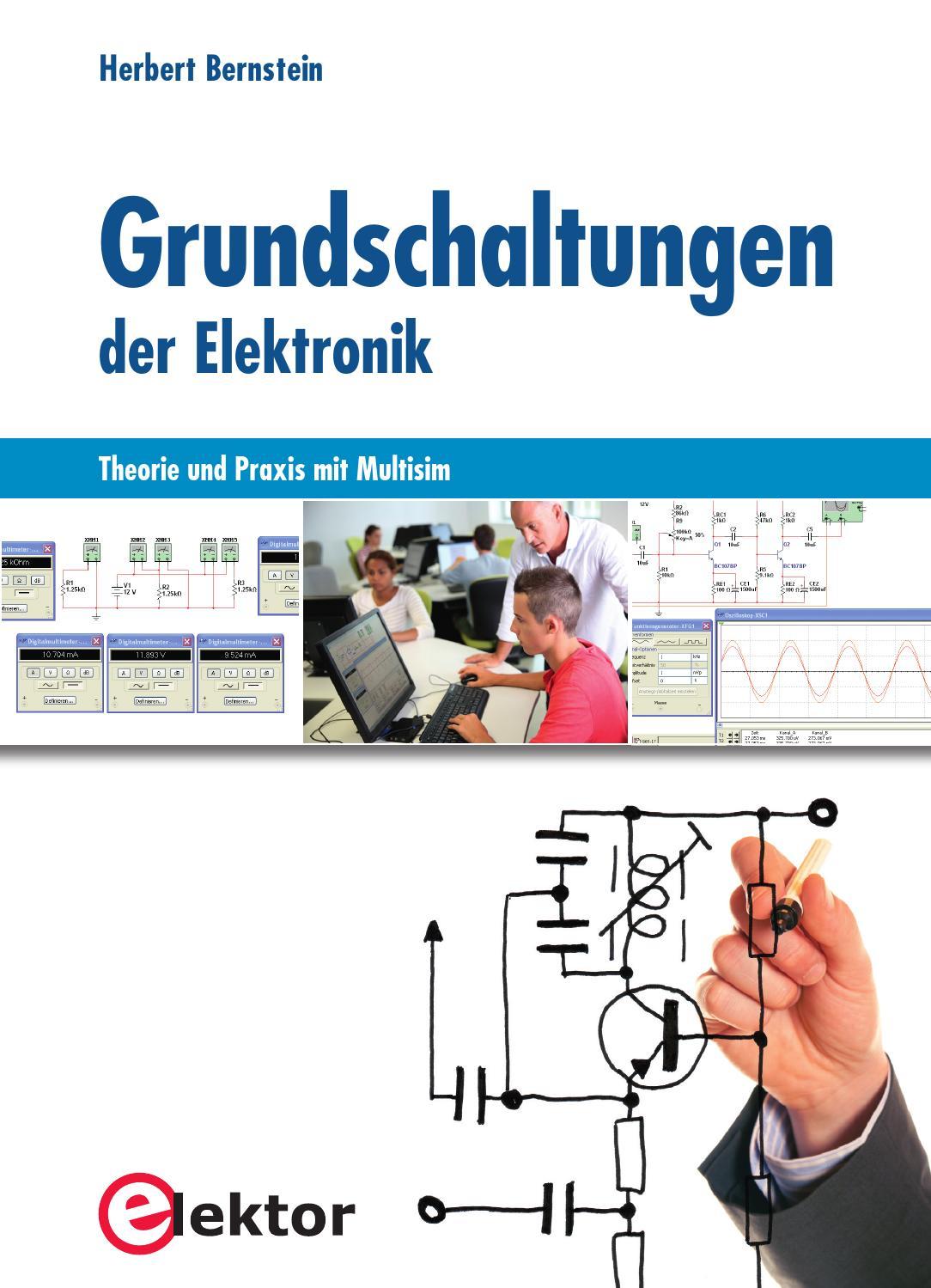 Leseprobe-Grundschaltungen der Elektronik by Elektor - issuu