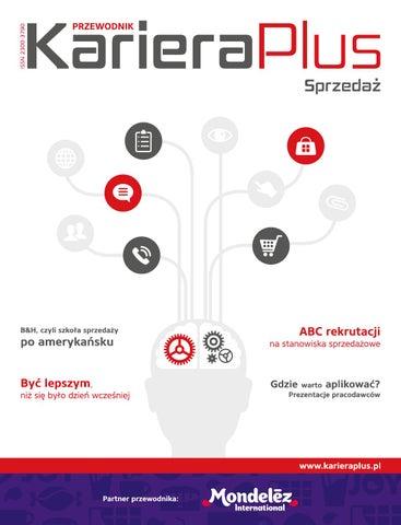 071d4d7934d792 Przewodnik KarieraPlus Sprzedaż 2013/2014 by karieraplus.pl ...