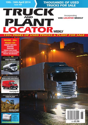 52aae209c9 Truck920 by Kelly Green - issuu