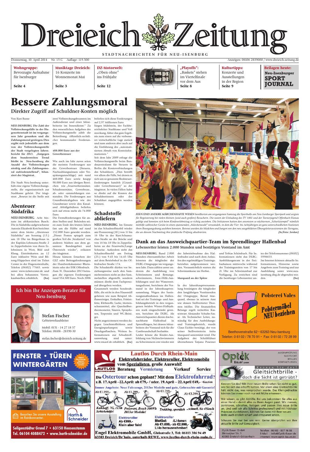Dz online 8 8 c by Dreieich Zeitung/Offenbach Journal   issuu