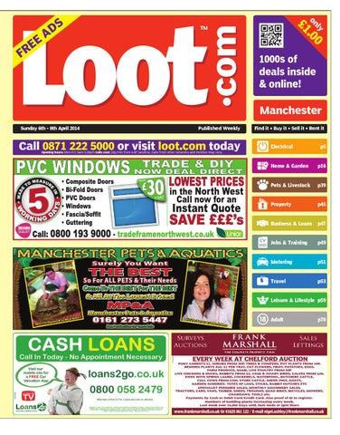 129b555b3f16a Loot Manchester 6th April 2014 by Loot - issuu