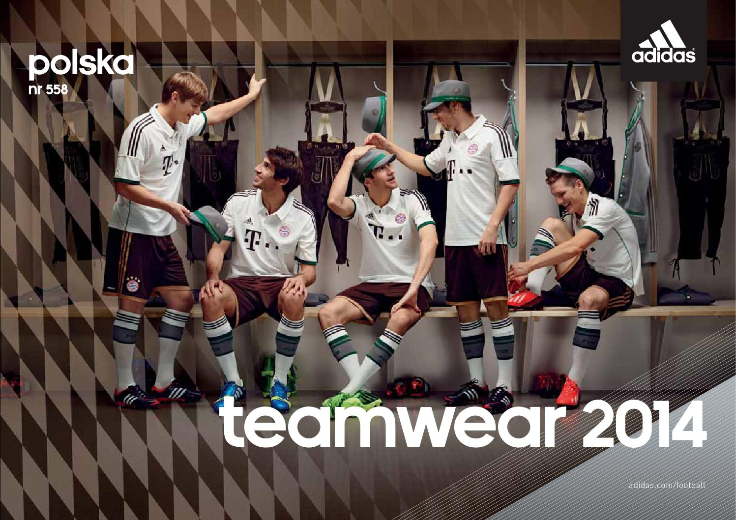 50% zniżki nowy styl 100% autentyczny Football teamwear pl final 2014 by Maciek Gacek - issuu