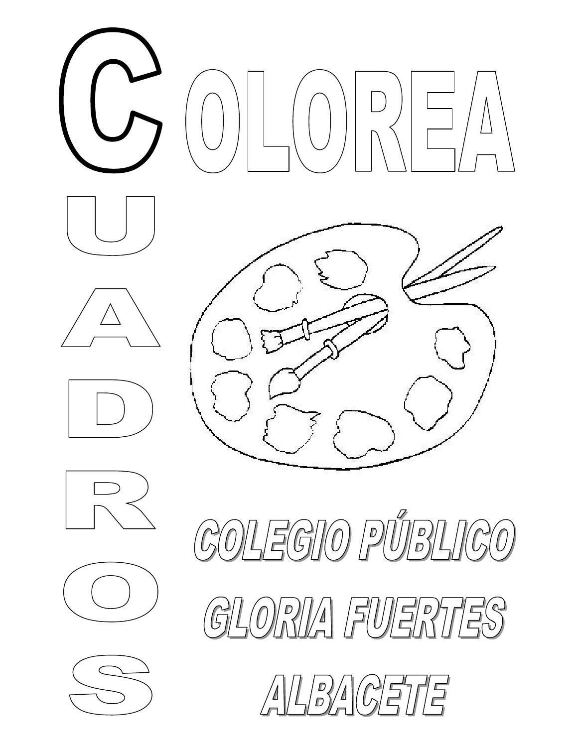 Colorea cuadros by GERMÁN DE LA HOZ - issuu