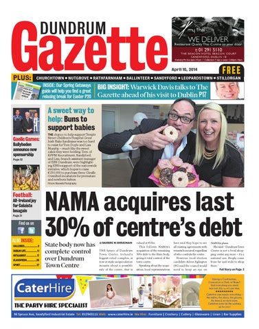 Gazette DUNDRUM