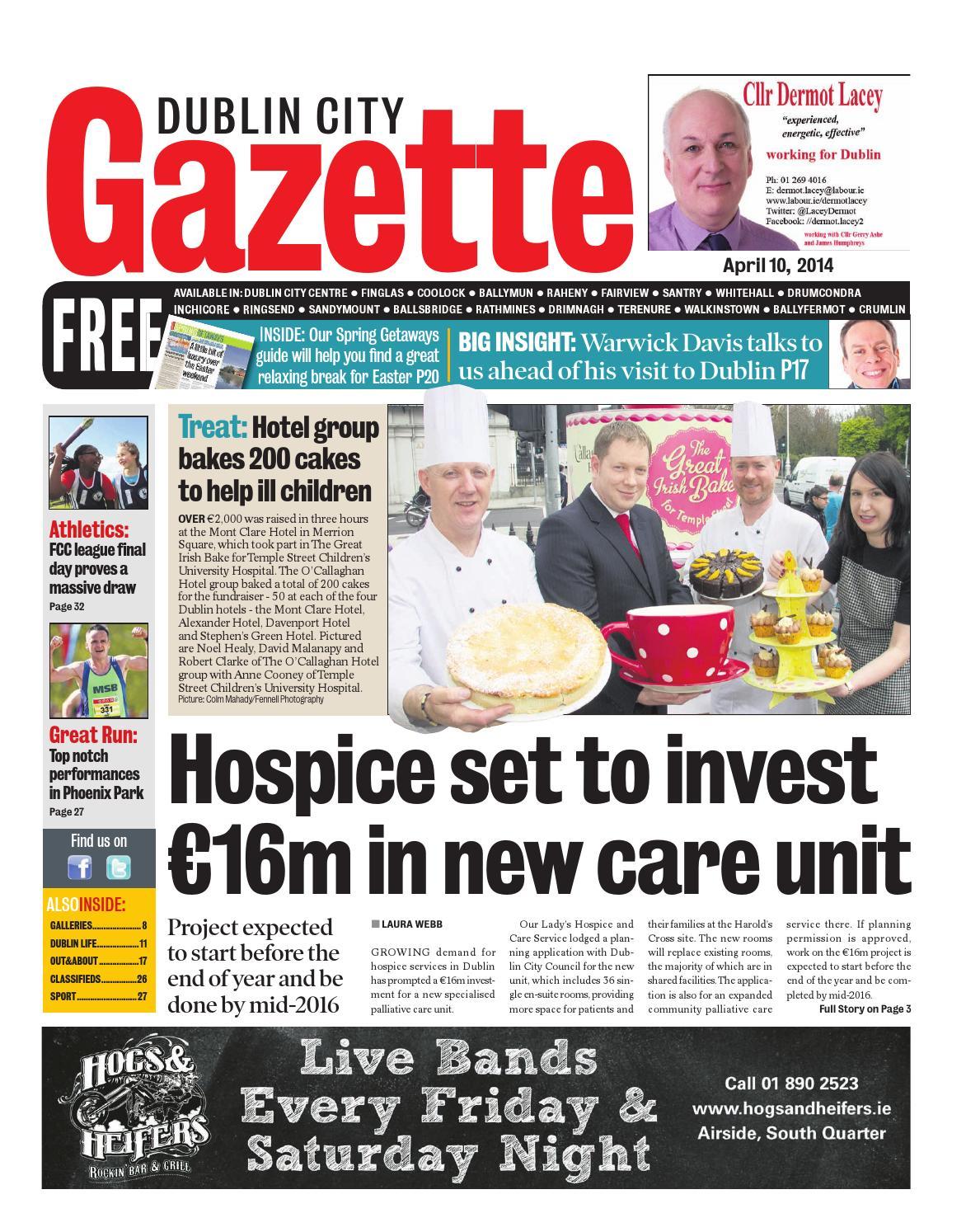 Dublin city by Dublin Gazette - issuu 73e48a25f3bf4