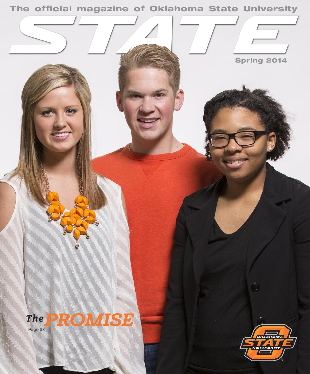 STATE Magazine, Spring 2014 by Oklahoma State - issuu