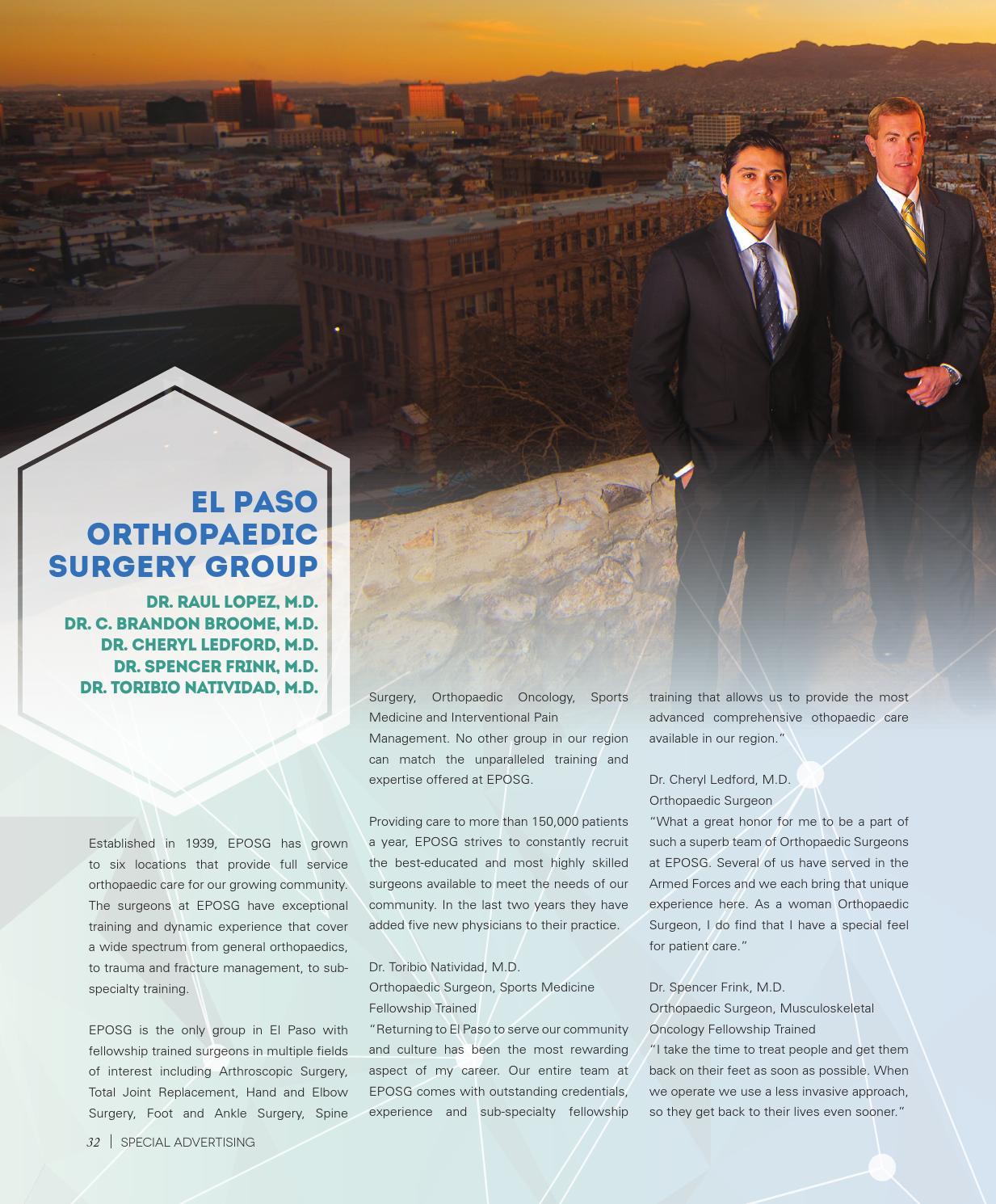 THECITY Magazine El Paso • April 2014 by THECITY Magazine El Paso