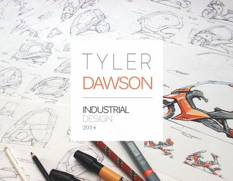 Tyler Dawson - Industrial Design Portfolio 2014 by Tyler Dawson ...