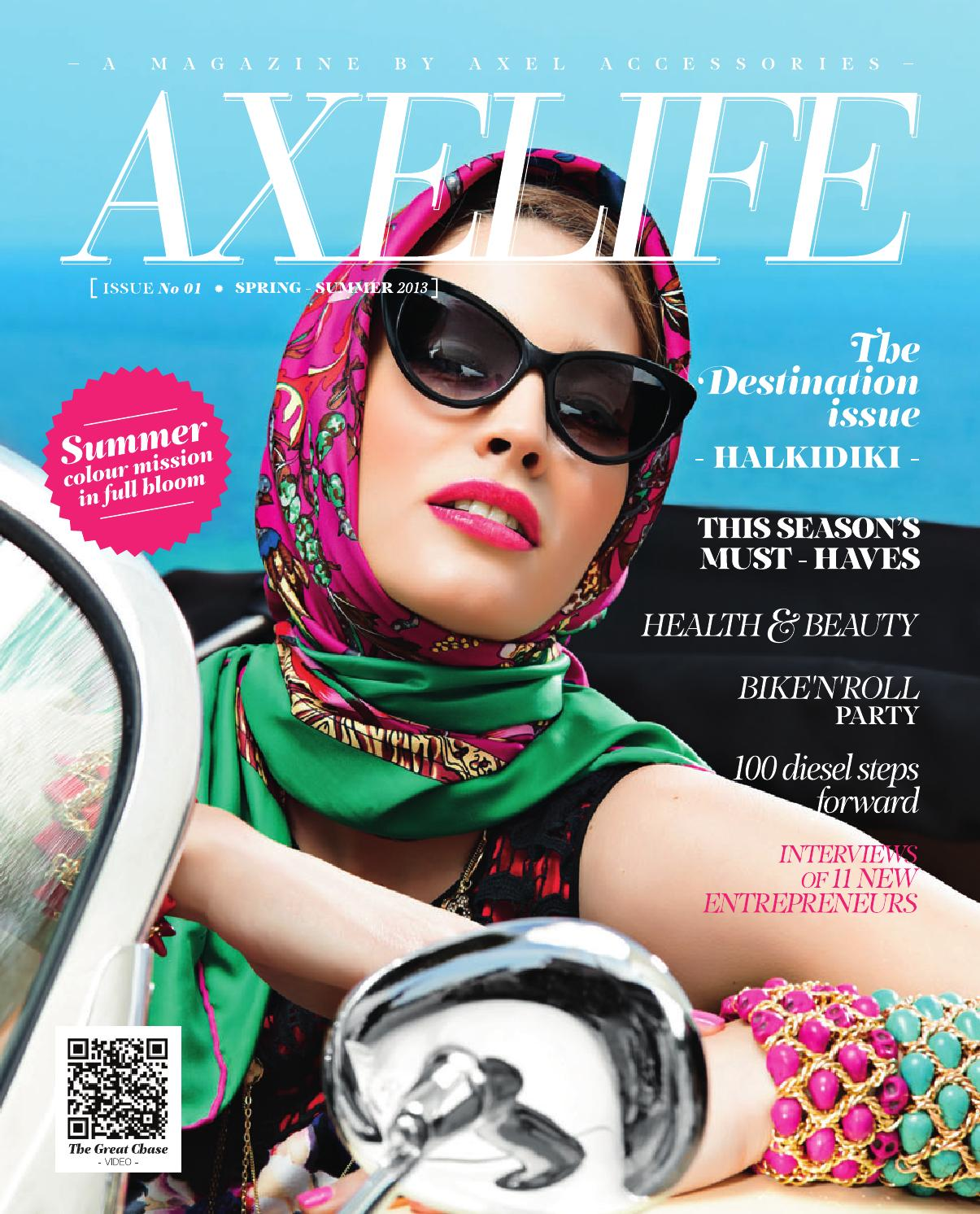 261df2d8ce AXELIFE 01 by axel accessories - issuu