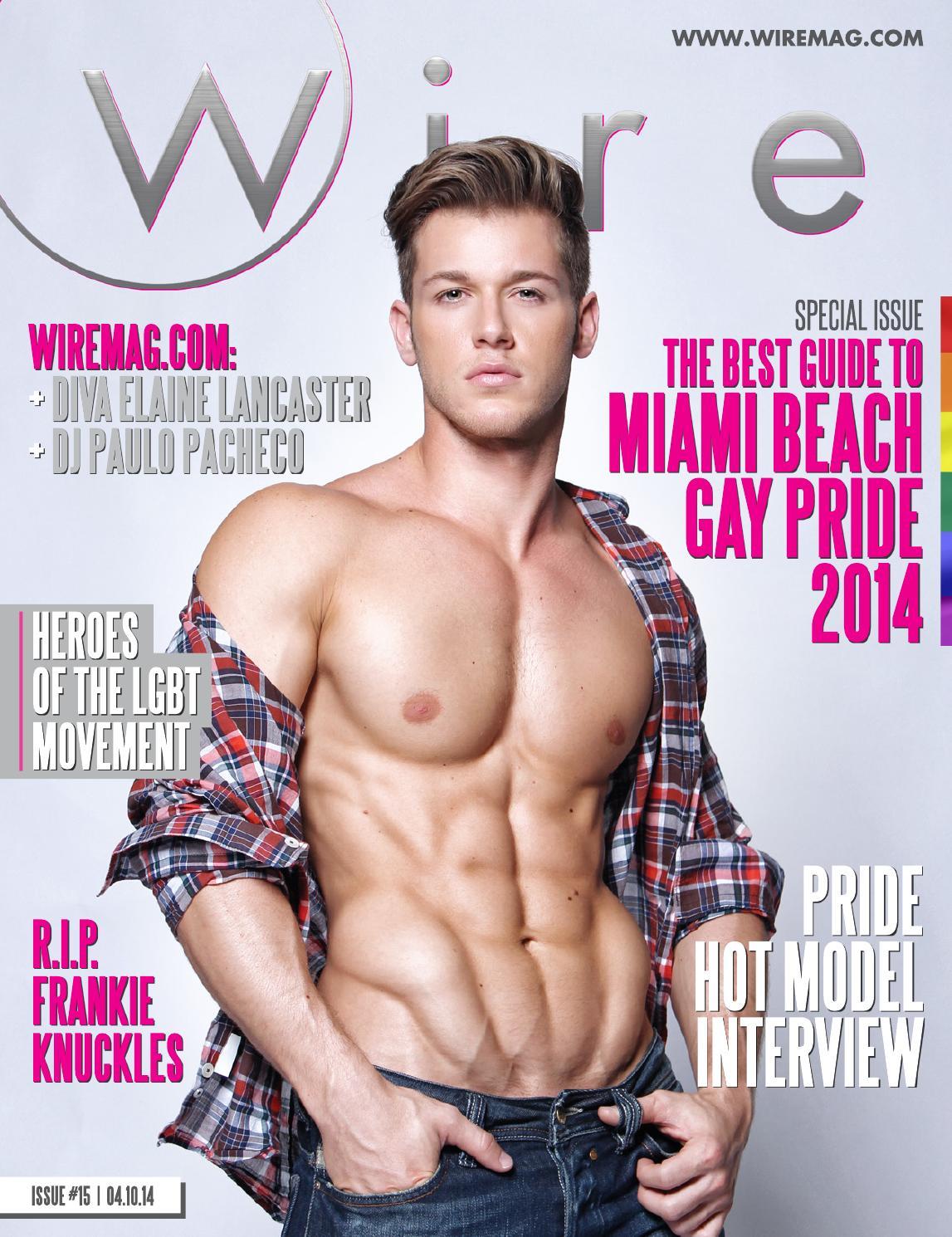 Gay news magazines