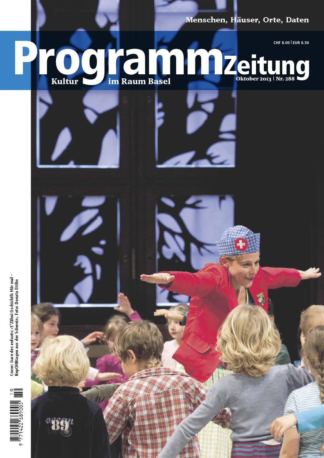 Programmzeitung Oktober 2013 By Programmzeitung Issuu