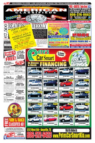 American Classifieds | Amarillo, TX | April 10, 2014 by American
