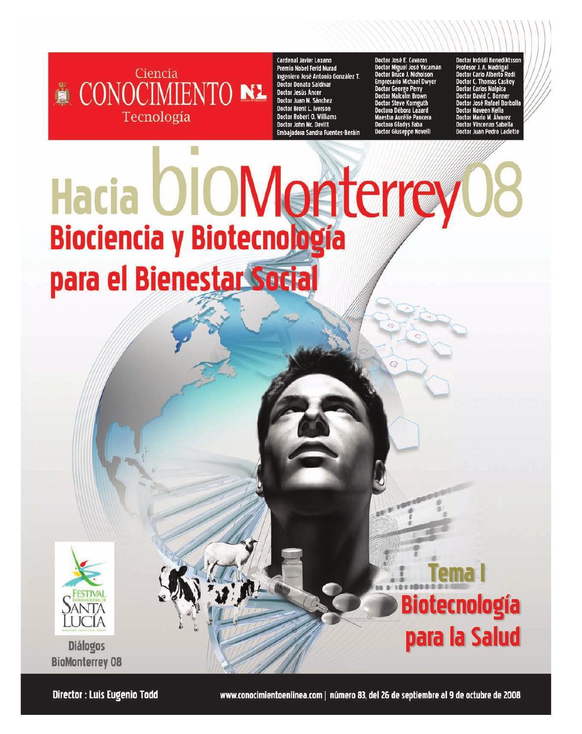 Revista Conocimiento 83 by Rodrigo Soto Moreno - issuu